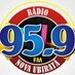 Rádio Ubirata FM 95.9 Logo