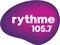 Rythme 105.7 - CFGL-FM Logo