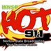 Hot 91 - WNSB Logo