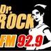 Doctor Rock FM 92.9 Logo