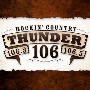 Thunder 106 - WKMK