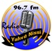 Radio Yahvé Nissi Logo