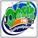 Rádio Oásis 98.7 Logo