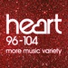 Heart Northamptonshire Logo