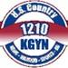 1210 KGYN - KGYN Logo
