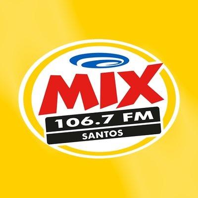 Rádio Mix FM - Santos