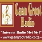 Gaan Groot Radio (GGR) Logo