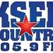 105.9 KSEL Country - KSEL-FM Logo