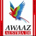 Awaaz Austria Di Radio Logo