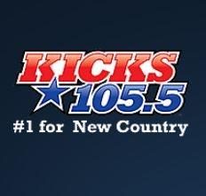 Kicks 105.5 - WDBY