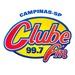 Clube FM Campinas Logo