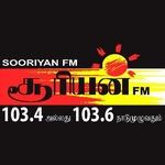 Sooriyan FM Logo