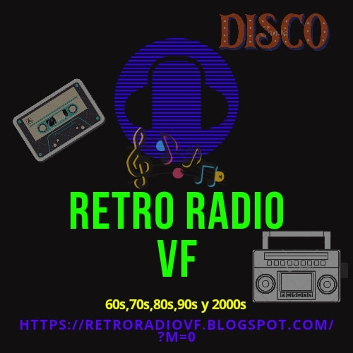 Retro Radio VF