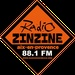 Radio Zinzine Aix Logo