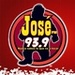 José 93.9 - KSVE Logo