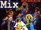 The Mix Rock Radio Logo
