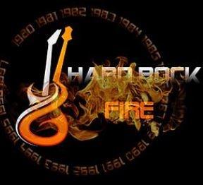 Classic Rock Fire - Hard Rock Fire