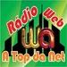 Rádio Web WA Logo