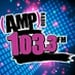103.3 AMP Radio - WODS Logo