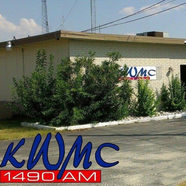 KWMC 1490 AM - KWMC