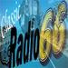 Classic 66 Radio Logo
