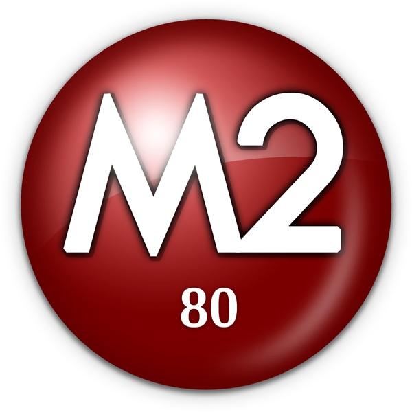 M2 Radio - M2 80