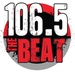 106.5 The Beat - WBTJ Logo