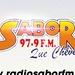 Radio Sabor 97.9 FM Logo