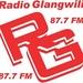 Radio Glangwili 87.7 Logo