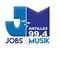 Jobs & Musik Logo
