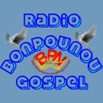 Radio Bonpounou Gospel Logo