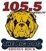 105.5 The Big Dog - WVNA-FM