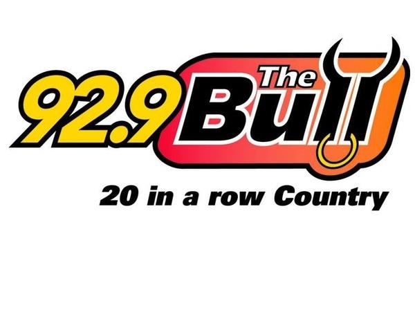 92.9 The Bull - KMXN