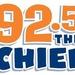 The CHIEF - WCFF Logo