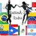 Radio Suite Network - LatinA-Z Radio Logo