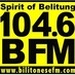 BFM Belitung 104.6 Logo