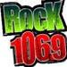 Rock 107 - WRQK-FM Logo