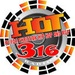HOT 3:16 Radio Logo