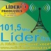Radio Web Lider 101.5 FM Logo