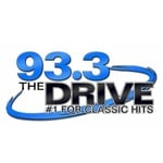 93.3 The Drive - WPBG Logo