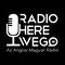 Radio HereWeGo Logo