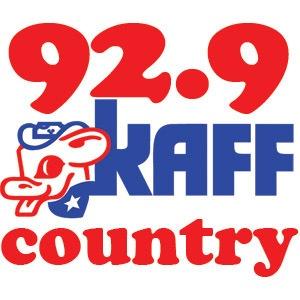 92.9 KAFF Country - KAFF-FM