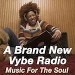 A Brand New Vybe Radio Logo