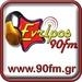 Evripos 90 FM Logo