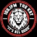 105.1 The Kat - KGUM-FM Logo