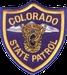 El Paso / Teller / Pueblo Counties, CO State Patrol Logo