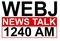 WEBJ 1240AM - WEBJ Logo