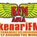 Kenari FM Asia Logo