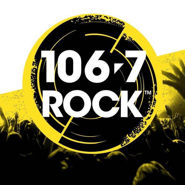 106.7 Rock - CJRX-FM