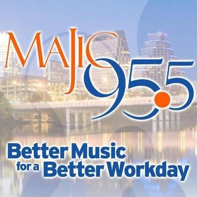 Majic 95.5 - KKMJ-FM